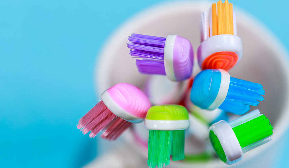 Are You Changing Your Toothbrush Often Enough?